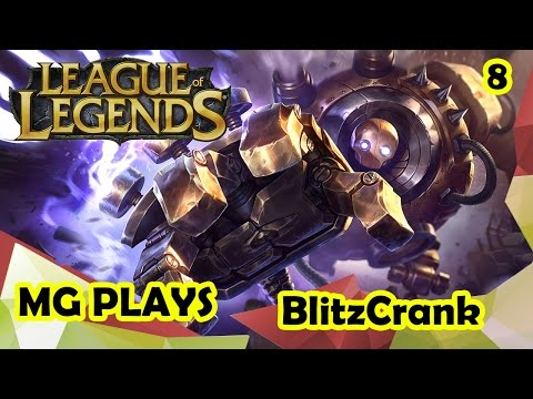 League of Legends with Friends ! Morocco Gamer - BlitzCrank LoL#8