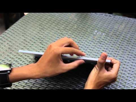 Tinhte.vn - Trên tay Sony Z2 Tablet