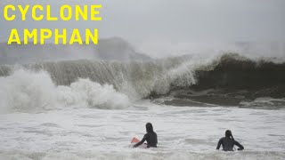Super Cyclone Amphan Live | Digha Beach | West Bengal