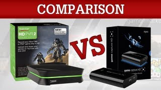 Hauppauge HD PVR 2 Gaming Edition vs Elgato Game Capture HD
