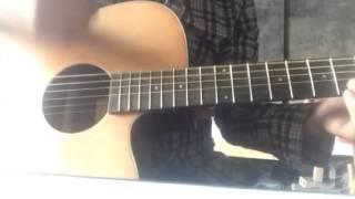 Yêu em anh sẽ chờ( Guitar Thái Hà )