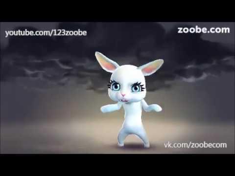 Zoobe Зайка Отличная летняя погода - Клип смотреть онлайн с ютуб youtube, скачать