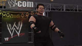 WWE 2K16: Vince McMahon Entrance (RAW is WAR 1999)
