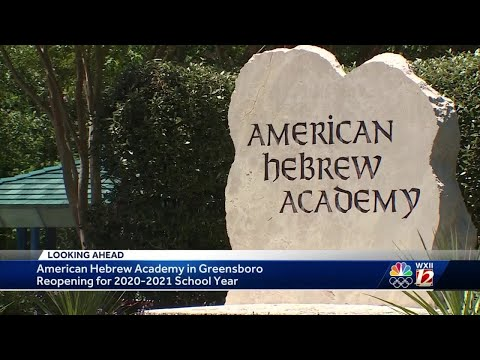 American Hebrew Academy in Greensboro will reopen after abruptly closing this summer