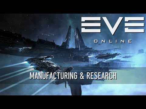 EVE Online - Manufacturing & Research Guide [Citadel 1.3]