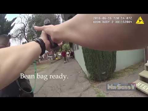 Police Shooting # 8 | Bean Bag Shotguns