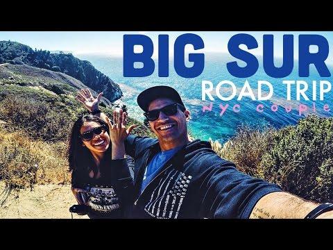 BIG SUR ROAD TRIP // 14 DAYS