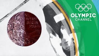 The Half-Silver and Half-Bronze Olympic Medals | Throwback Thursday