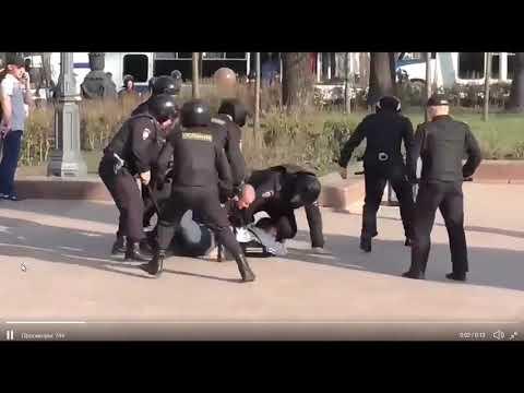 Хабаровский оборотень (от РевЖдунов)