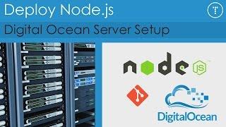 Deploy Node.js App To Digital Ocean Server