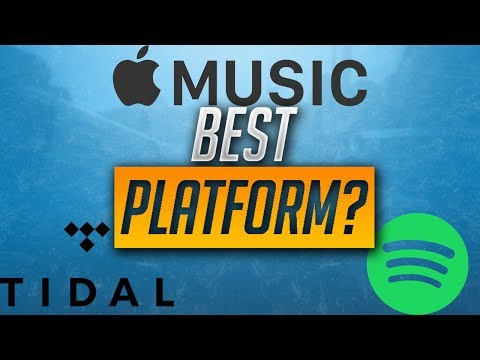 WHAT IS THE BEST MUSIC STREAMING SERVICE?
