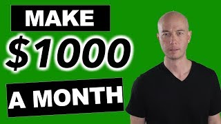 Create Amazon Affiliate Niche or Authority Websites That Make $1,000/Mon (passive income)