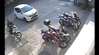 MALING MOTOR MUARA KARANG,GAGAL MOTOR PANTEKAN