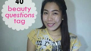 40 BEAUTY QUESTIONS TAG II byJes Thumbnail