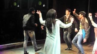 Live Performance By Bhairvi Musical Group And nati king Kuldeep sharma in Gaity Theator Shimla