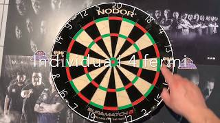 Nodor Supamatch3 (Winmau Blade 5) Video