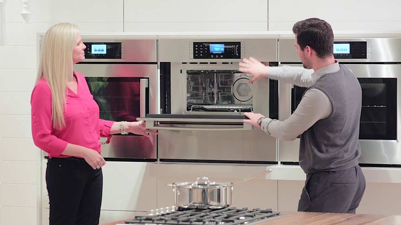 Bosch Appliances In The Abt Inspiration Studio YouTube - Abt kitchen appliance packages