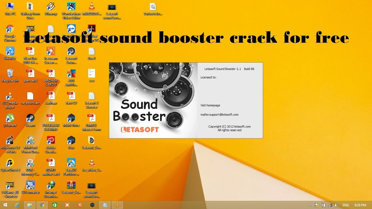 sound booster for windows 7 ultimate