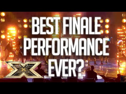 Simon Cowell Said This Was The BEST Finale Peformance He's EVER SEEN! | The X Factor UK