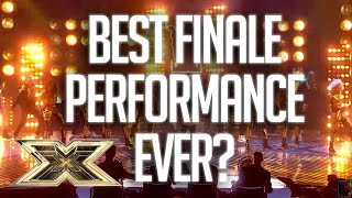 Download Simon Cowell said this was the BEST Finale peformance he's EVER SEEN! | The X Factor UK