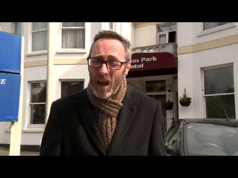 2017 March 24th  ITV News Meridian Westminster attack