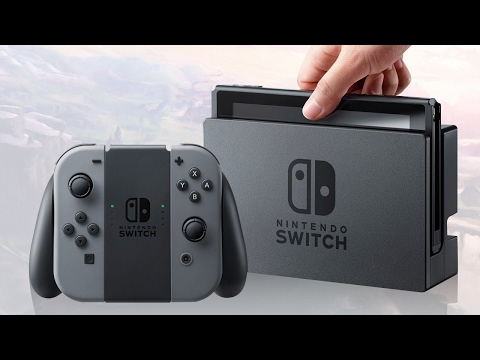 Our Nintendo Switch Launch Spectacular Pt. 1 - Nintendo Voice Chat