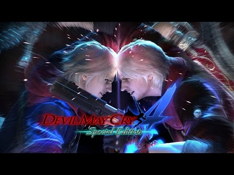 Devil May Cry 4 SE All Bosses - Nero/Dante