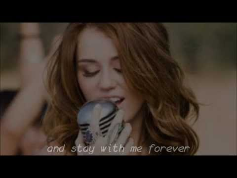 Miley Cyrus- Barefoot Cinderella (Official Lyric Video)