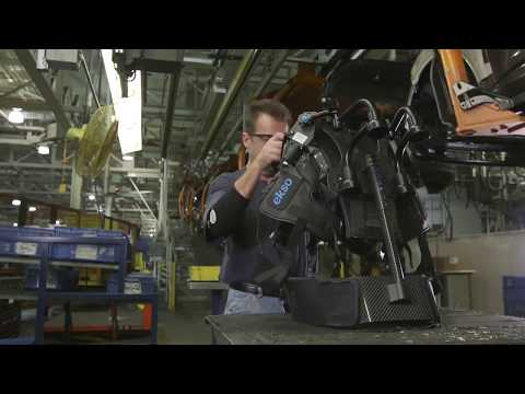 Ford Exoskeleton Technology (EksoVest)