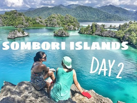 Day 2 - Sombori Islands (YOU HAVE TO SEE THIS!!!) // Pulau Sombori // #DYNAMICDUOTRAVEL