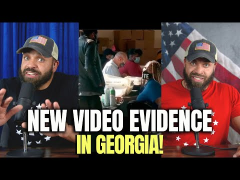 New Video Evidence In Georgia