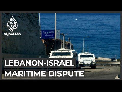 Lebanon, Israel Launch Talks Over Maritime Border Dispute