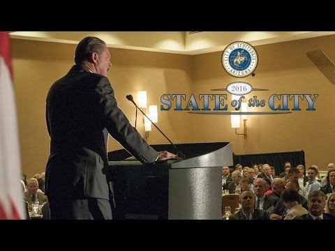 "2016 State of the City - Scottsdale Mayor W. J. ""Jim"" Lane's Address"