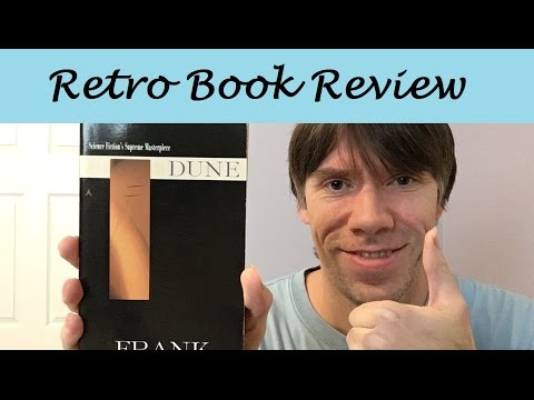 Dune, by Frank Herbert | Retro Book Review