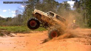 Mega Mud Trucks