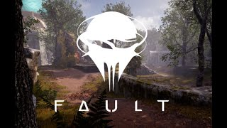 FAULT Closed Alpha Gameplay PC | 5V5 MOBA Paragon Style