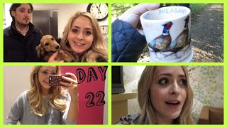 Recording for TV & Topshop Try-On! Vlogtober 22