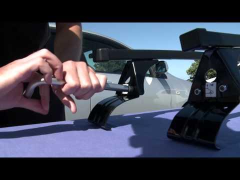 Cruz Roof Racks Gutterless Vehicles Youtube