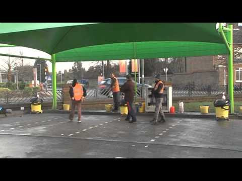 Hand car wash - Legal Requirements Albanian