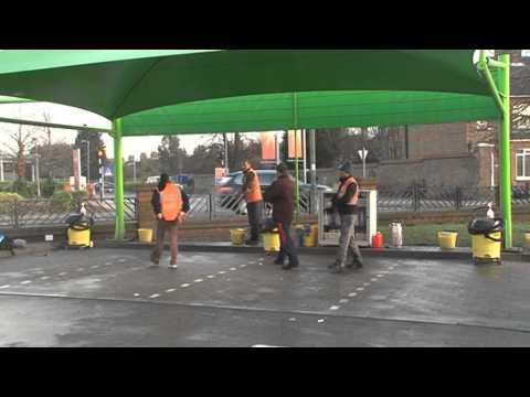 Albanian Car Wash