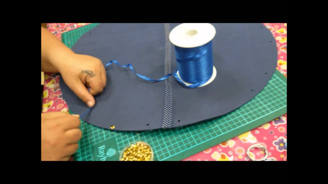 Molto TUTORIAL BORSA MARE IN GOMMA CREPLA (FOMMY) BY OUTLET CREATIVO  WP26