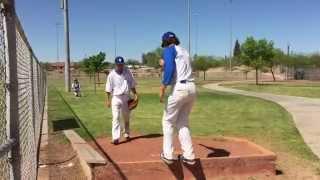 Rincon grad Pepper returns to Tucson for baseball tournament