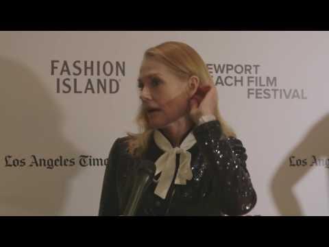 Marg Helgenberger at the 2017 Newport  Beach Film Festival