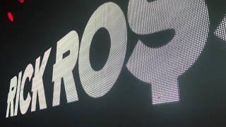 Rick Ross live - Hip-Hop Žije Festival (Dj Mercy support)