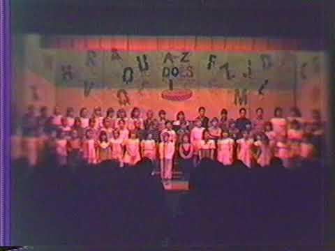 1987 Cochranton Elementary School Play 1