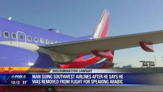 Video: CAIR Says Passenger was Removed from Southwest Airlines Flight for Speaking Arabic