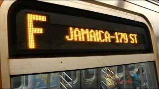 ind hillside avenue line jamaica 179th street bound r 46 r 160a 2 f local trains sutphin blvd