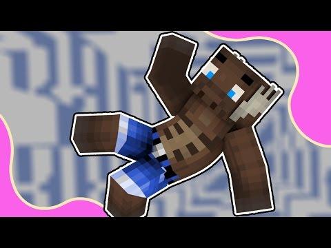 Dansk Minecraft :: DME ER FANGET I ET MINECRAFT PAINTING!