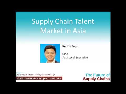 Supply Chain Talent Market in Asia