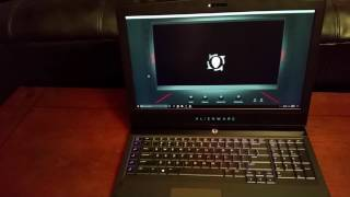 Alienware AAW17R4 7002SLV PUS 17in Laptop (i7 core)